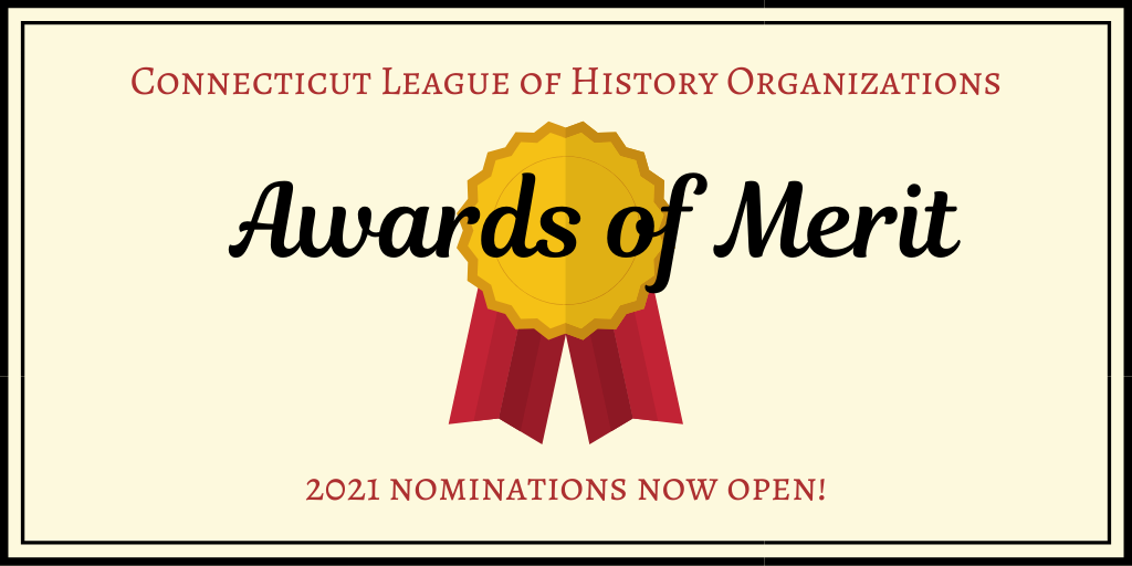 CLHO Awards of Merit: 2021 Nominations Now Open!