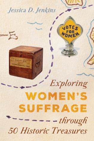 Exploring Women's Suffrage book cover